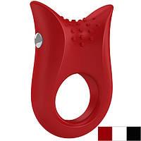 Вибрирующее кольцо на пенис OVO B2, фото 1