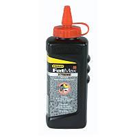 Меловой порошок fatmax xl 225 г красный Stanley