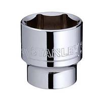Головка 6-гранная 1/2 8мм maxi drive Stanley