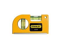 Уровень карманная 85x47мм магнит Stanley