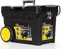 Ящик на колесах Stanley mobile contractor 53 литра