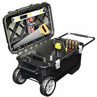 Ящик-мастерская Stanley на колесах fm 113 литров
