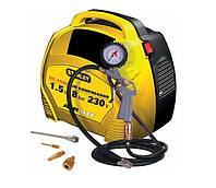 Компрессор  безмасляный air kit ol 195 1,1 кВт 8 бар Stanley