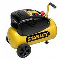 Компрессор безмасляный 24л 2.0 км 10бар 220л/мин. Stanley