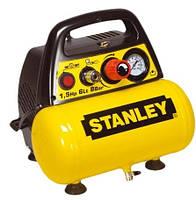 Компрессор безмасляный 6l 1,5 км 8бар 180 л/мин Stanley
