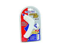 Пистолет для клея 7,5 мм 20Вт gluetec 1020 mini Megatec Steinel