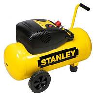 Поршневый масляный компрессор  Stanley 24l/2.0 км/10br