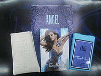 Мини-парфюм в кожаном чехле Thierry Mugler Angel 20ml