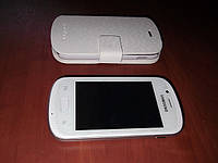 Samsung Galaxy Mini D 6012 +Tv (Андроид 4, ТВ, Duos 3.5 дюйма, 9300) + ЧЕХОЛ и стилус в подарок!