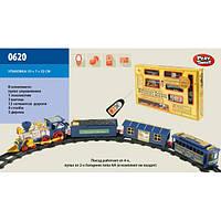 Детская железная дорога 0620 радиоуправляемая