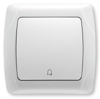 Кнопка для дверного звонка VI-KO Carmen (кремовый)
