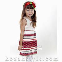 Український сарафан для дівчинки від 1 до 7 років, фото 1