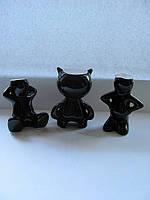 Травянчик керамический черный