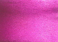 Гофробумага металлик, пурпурная, 50 г/м.кв. (703006) (10шт.уп.)