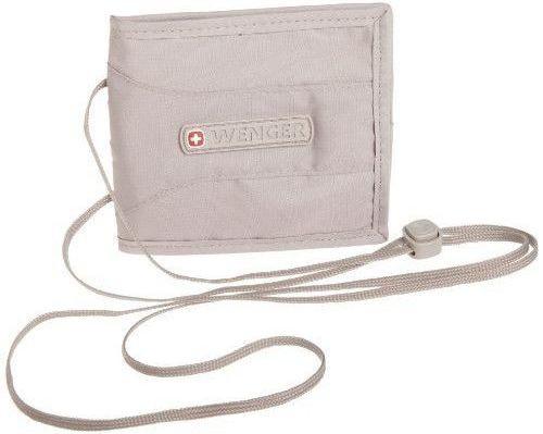 Надежный дорожный кошелек Wenger 6184GY серый