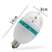Лампа Led full color rotating lamp, фото 3