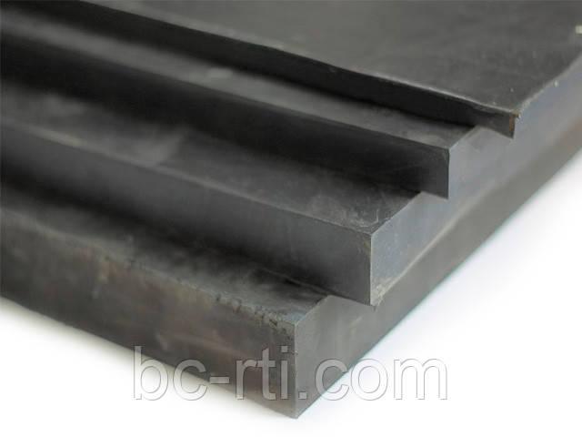 Скребок резиново-армированный 40мм х 1000мм х250мм для отвалов