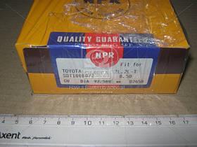 Кольца поршневые (производство  NPR)  SDT10-089ZZ.050