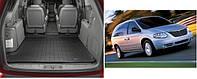 Коврик в багажник Chrysler (Россия – США)
