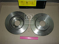 Диск тормозной MITSUBISHI LANCER передний, вентилируемый(производитель Bosch) 0 986 479 783