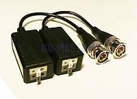 Комплект приёмо-передатчиков AHD/HDCVI/HD-TVI видеосигнала по витой паре B202