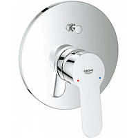 Grohe Встраиваемый смеситель для ванны НЧ+СЧ Grohe BauEdge 29079000
