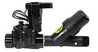 """Комплект ICZ - 100 - TBOS: 100-DV-9V + 1"""" фильтр. Капельный полив Rain Bird."""