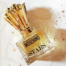 Moschino Stars парфюмированная вода 100 ml. (Москино Старс), фото 3