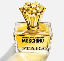 Moschino Stars парфюмированная вода 100 ml. (Москино Старс), фото 2
