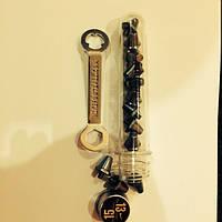 Колба, ключ и шипы для бутс Nike