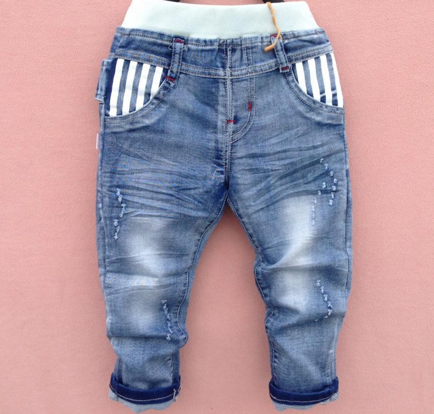 Модні джинси для хлопчика весна осінь   продажа 0975c1f5092b4