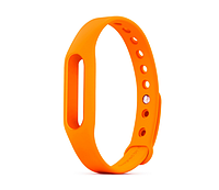 Ремешок для фитнес трекера Xiaomi Mi Band (Orange)