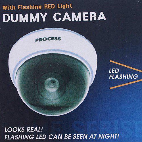 Муляж камеры dummy camera  process