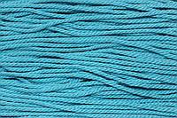 Канат декоративный акрил 2 мм (100м) голубой, фото 1