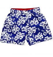 Детские плавательные шорты для мальчика гавайской расцветки Archimede, Бельгия 128 см на 7-8 лет