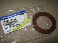 Уплотняющее кольцо. коленчатый вал (производитель SsangYong) 6659973046