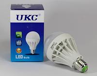 Светодиодная лампа LED 12W LAMP лампочка UKC