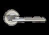 Дверные ручки MVM Z-1220 SN/CP - матовый никель/хром