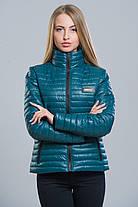 Короткая женская весенняя куртка, фото 3