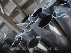 Зеркальные круглые трубы AISI 304