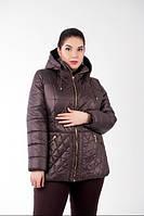 Куртка женская утепленная демисезонная стеганая АЛ27Ш