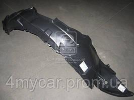 Подкрылок передний правый Toyota Auris -09 (производство Tempest ), код запчасти: 049 0541 102