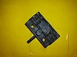 Переключатель для электродуховок АС 201 клемы вниз производство Турция, фото 2