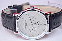 Мужские часы Patek Philippe Geneve ААА silver, фото 1
