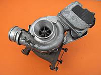 Турбина с електро клапаном  б.у  для Mercedes-Benz Vito 2.2 cdi. Турбокомпрессор Мерседес-Бенц Вито.