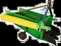 Картофелекопалка КТН-1-60 (ВОМ) для минитрактора, трактора