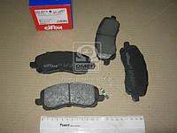 Колодка тормозная MITSUBISHI GALANT/SPACERUNNER передний (производитель Cifam) 822-481-0