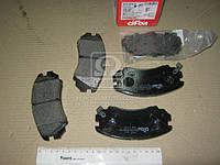 Колодка тормозная HYUNDAI SONATA, TUCSON, KIA SOUL передний (производитель Cifam) 822-503-0