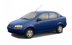 Chevrolet Aveo (2002-2011)