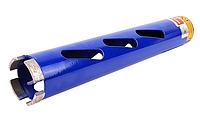 Сверло алмазное сегментное Distar 62 мм САСС-W 62х320-4xМ16 Бетон, коронка по железобетону для дрели, Дистар